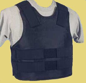 Concealable Vests