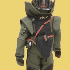 Kejo EOD Bomb Disposal Suit