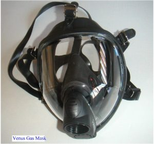 Venus Gas Mask