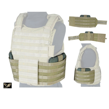 Level III and IV Rifle Plates Archives - Body Armor Company