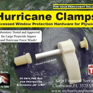 Hurricane Clamps Category