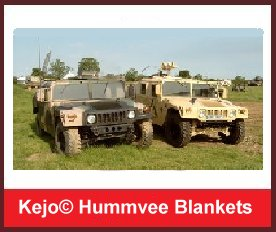 Humvee Blanket kit