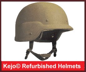 Refurbished Helmets