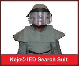 Kejo© IED Search Suits